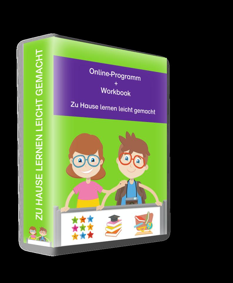 Zu Hause lernen leicht gemacht - Produkt